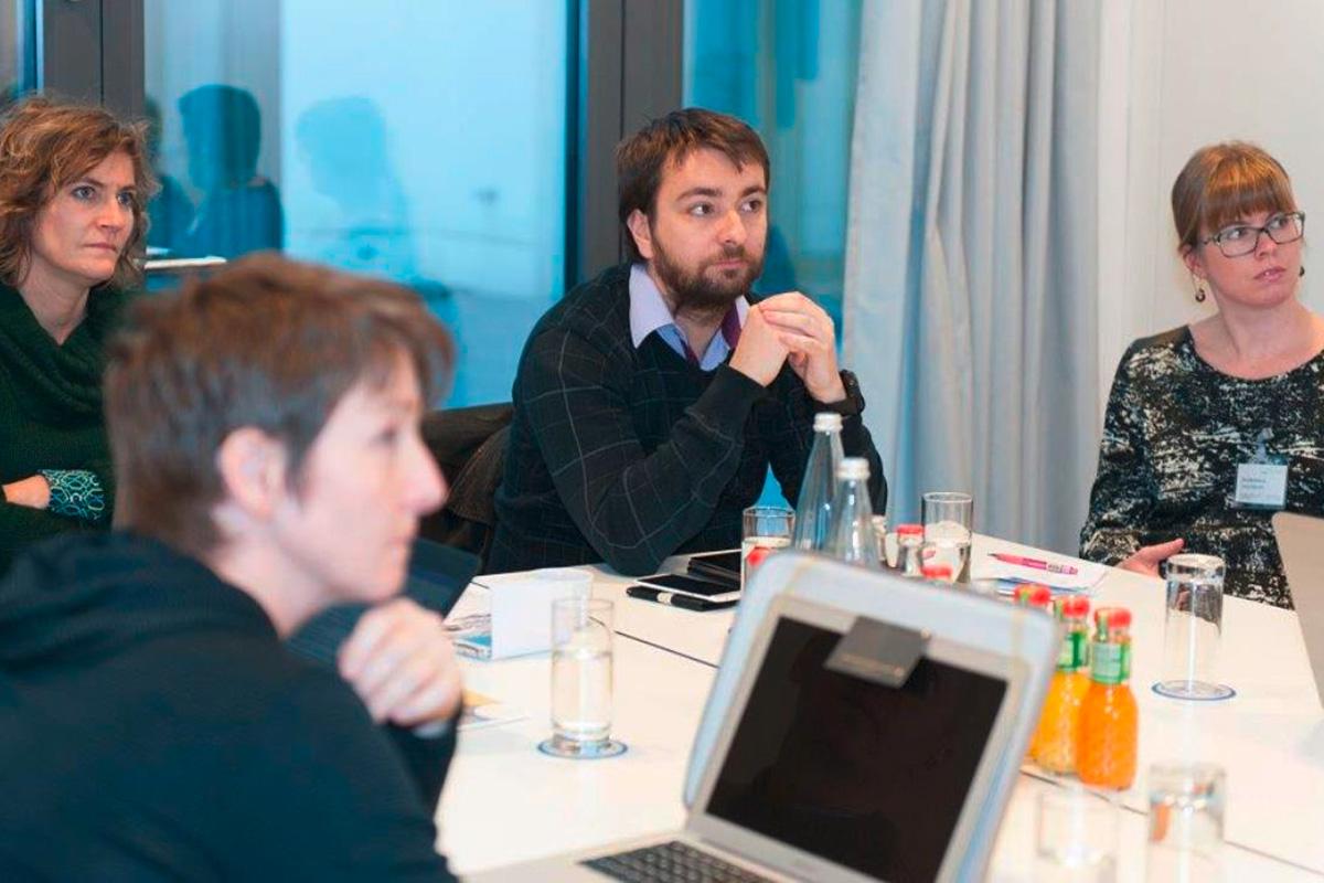 COST Action Arbeitsgruppentreffen, Diskussionsrunde
