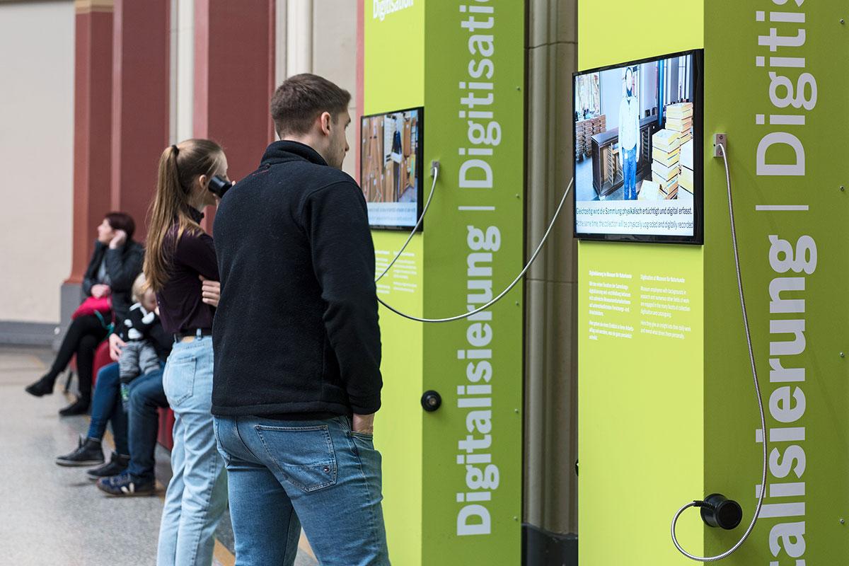 Digitalisierung Museum für Naturkunde Berlin