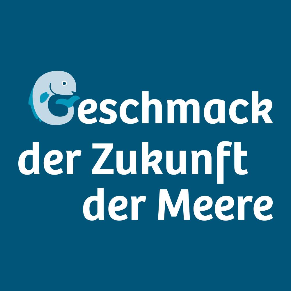 Logo Geschmack der Zukunft der Meere