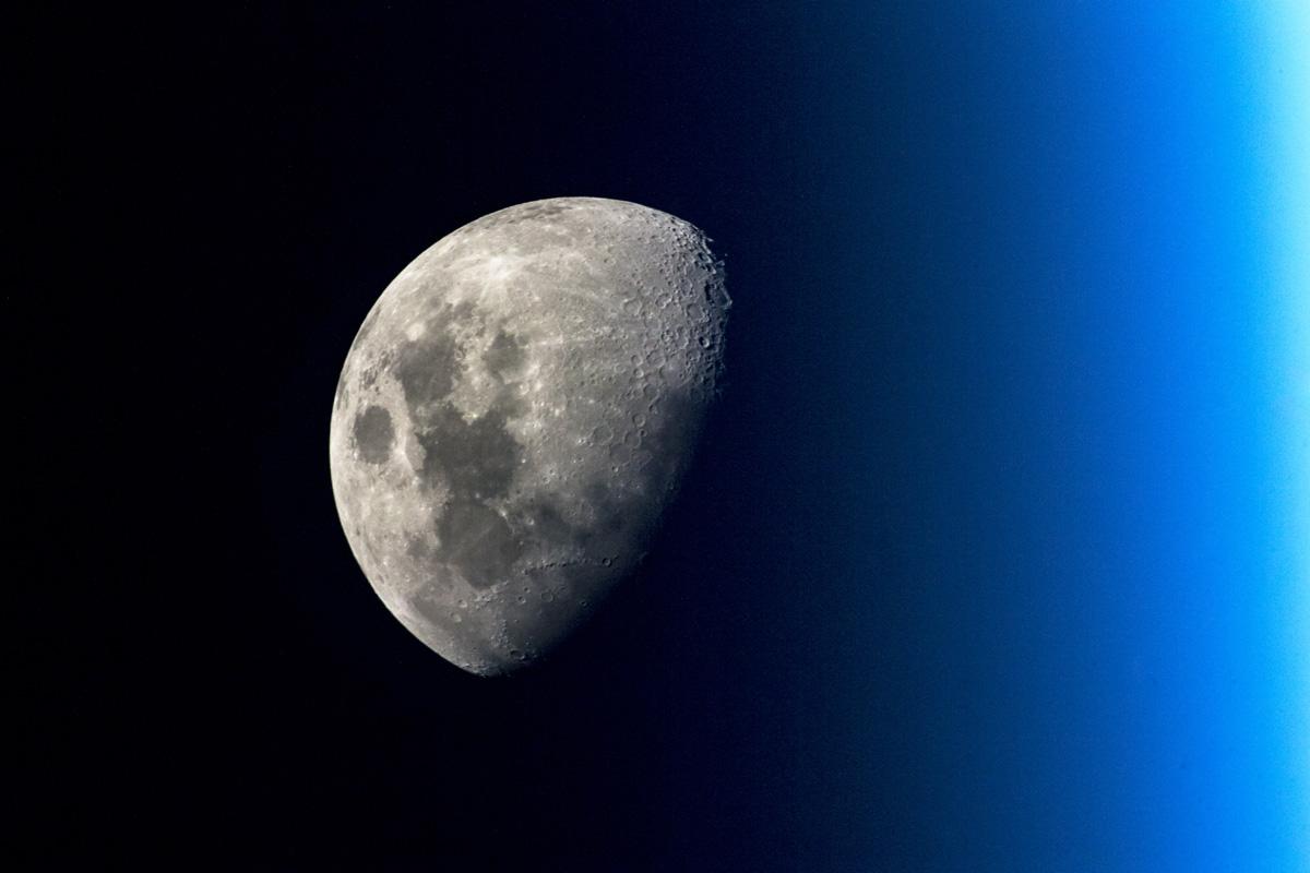 Mond (c) ESA/NASA