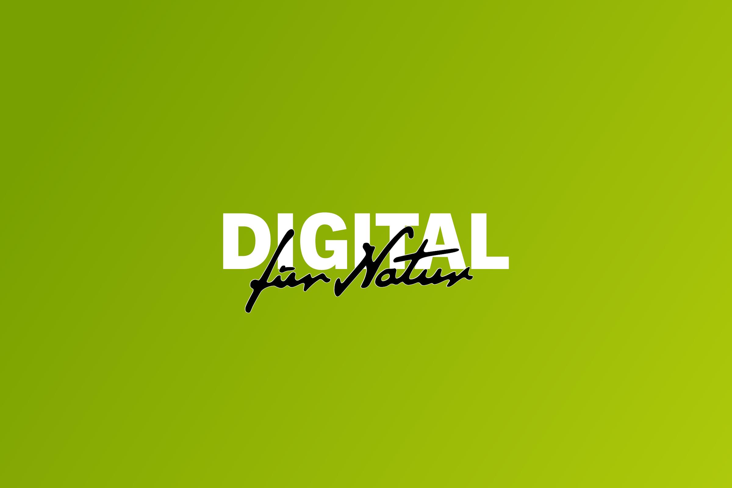 Für Natur Digital